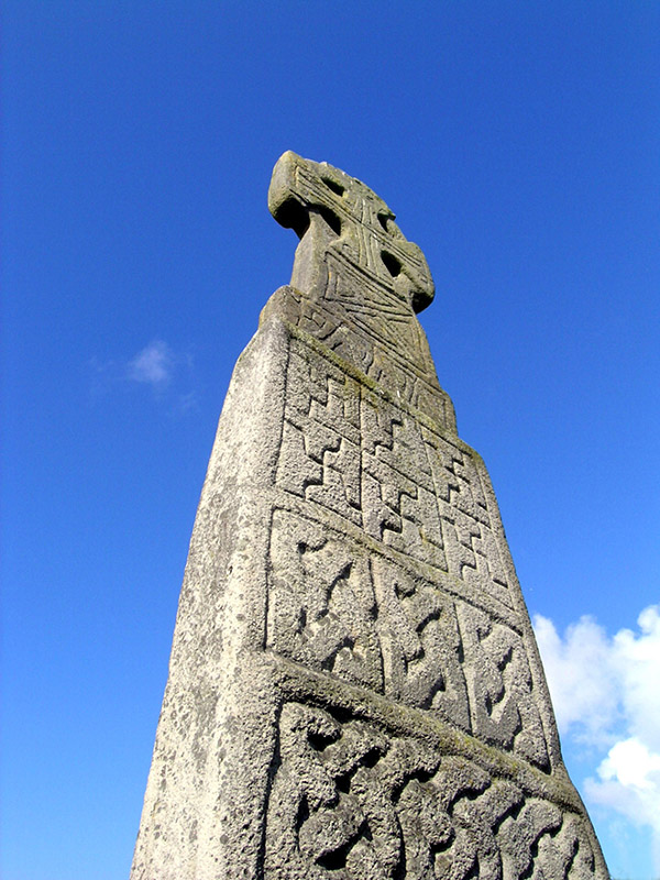 Nevern Cross