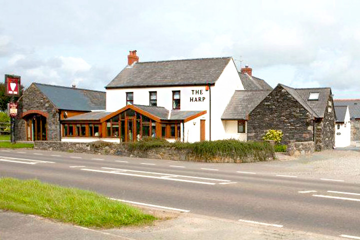 The Harp at Letterson