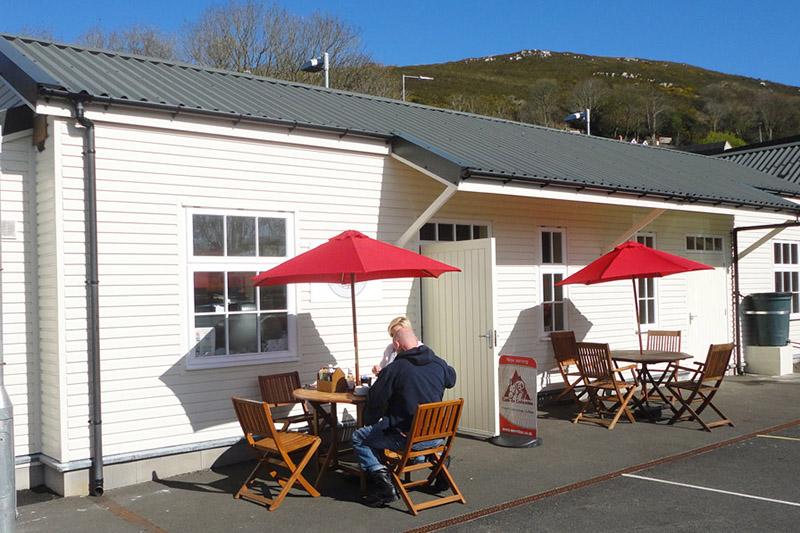 Old Station Café