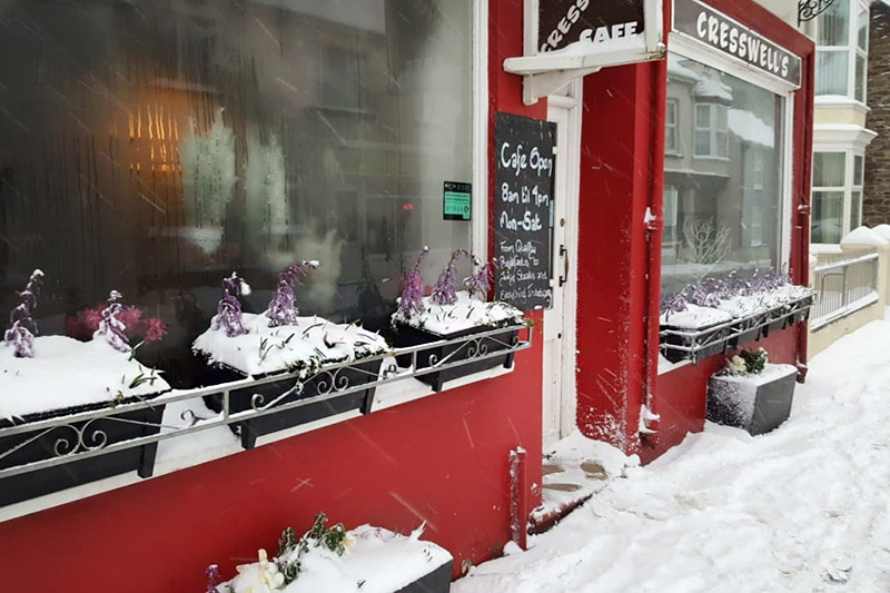 Cresswell's Café